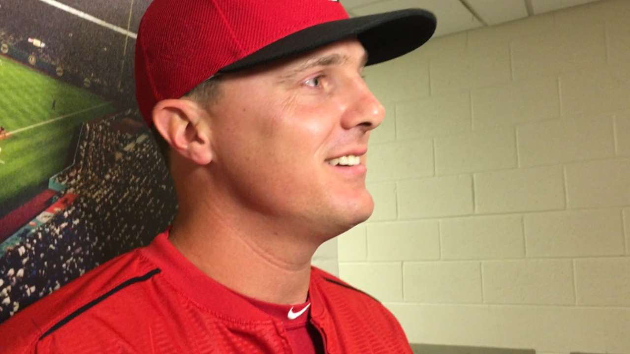 Jay Bruce on All-Star selection