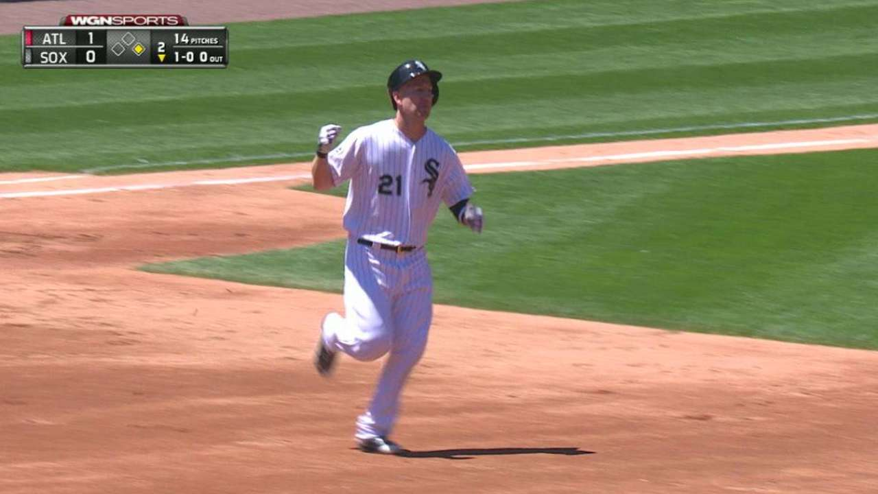 Frazier's 25th home run