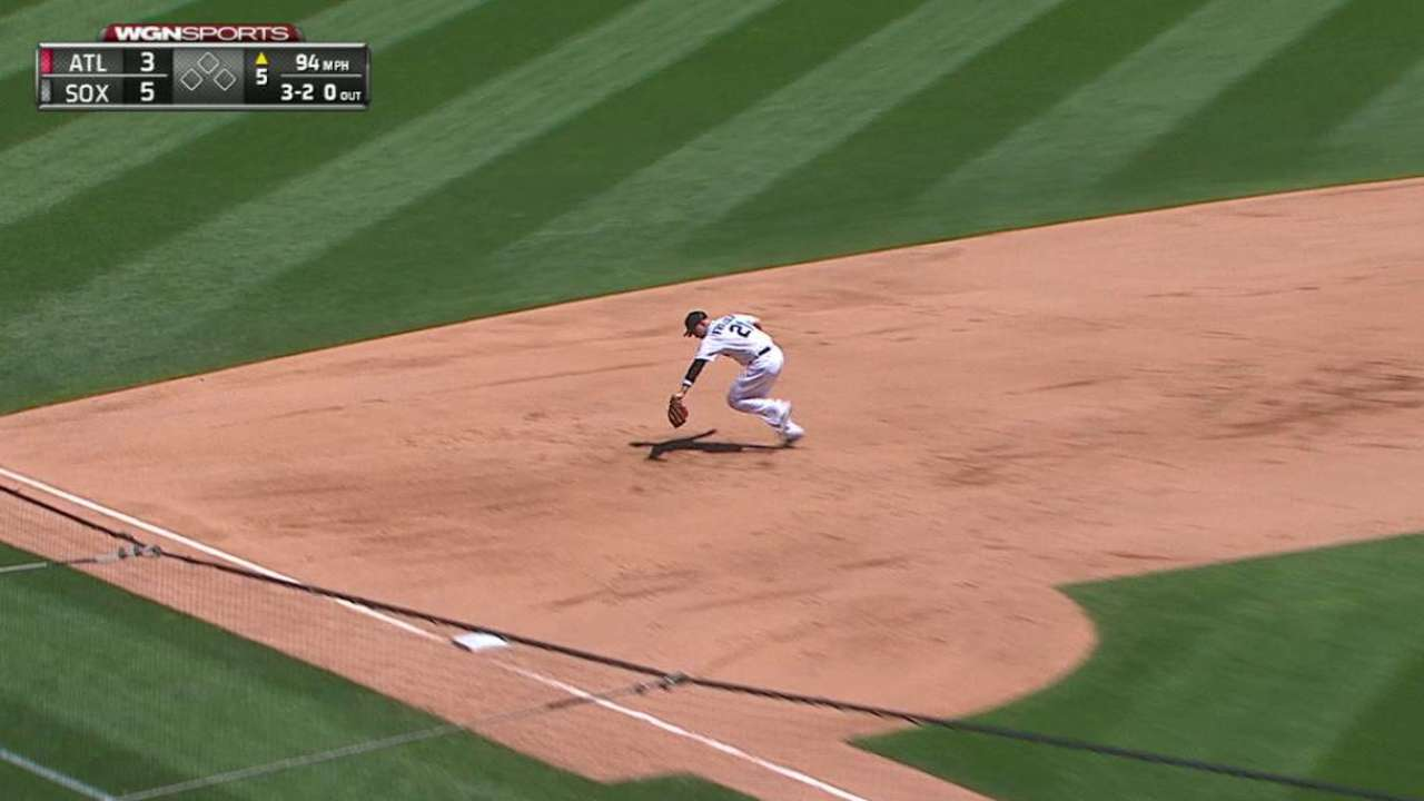 Frazier's outstanding play