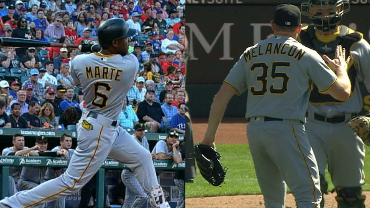 Melancon selected to NL All-Star team