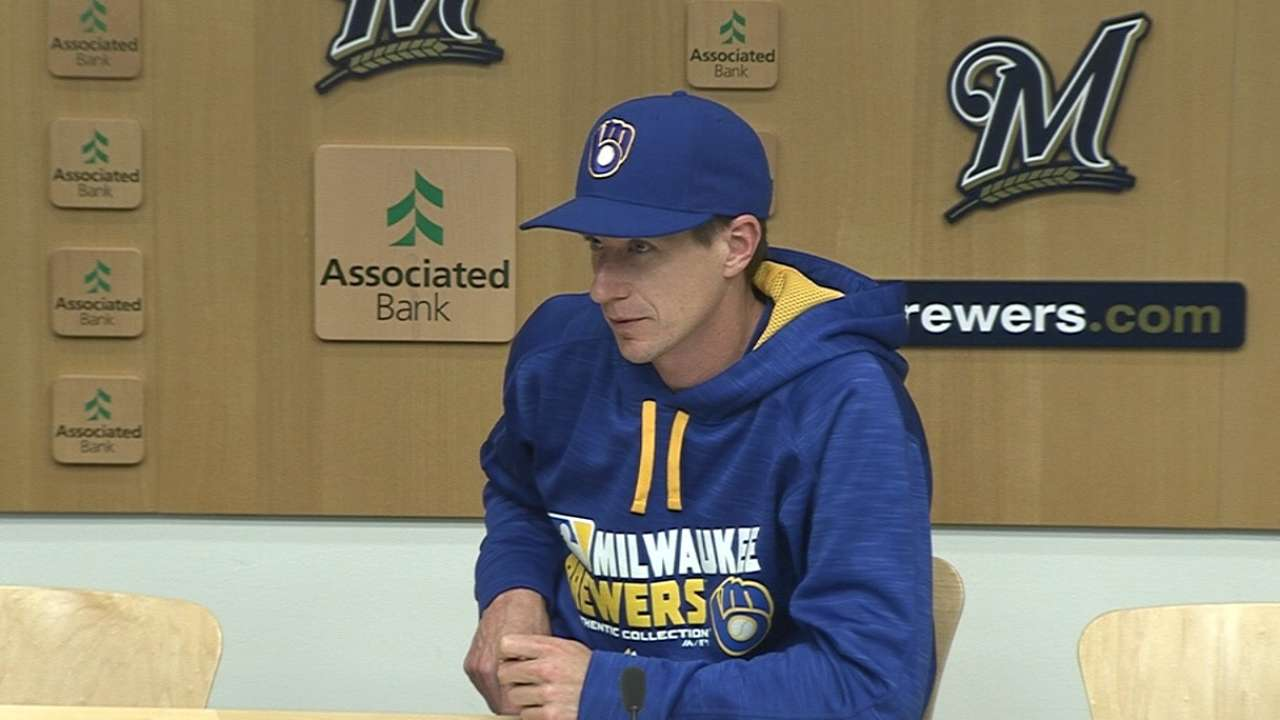 Counsell on the pitching woes