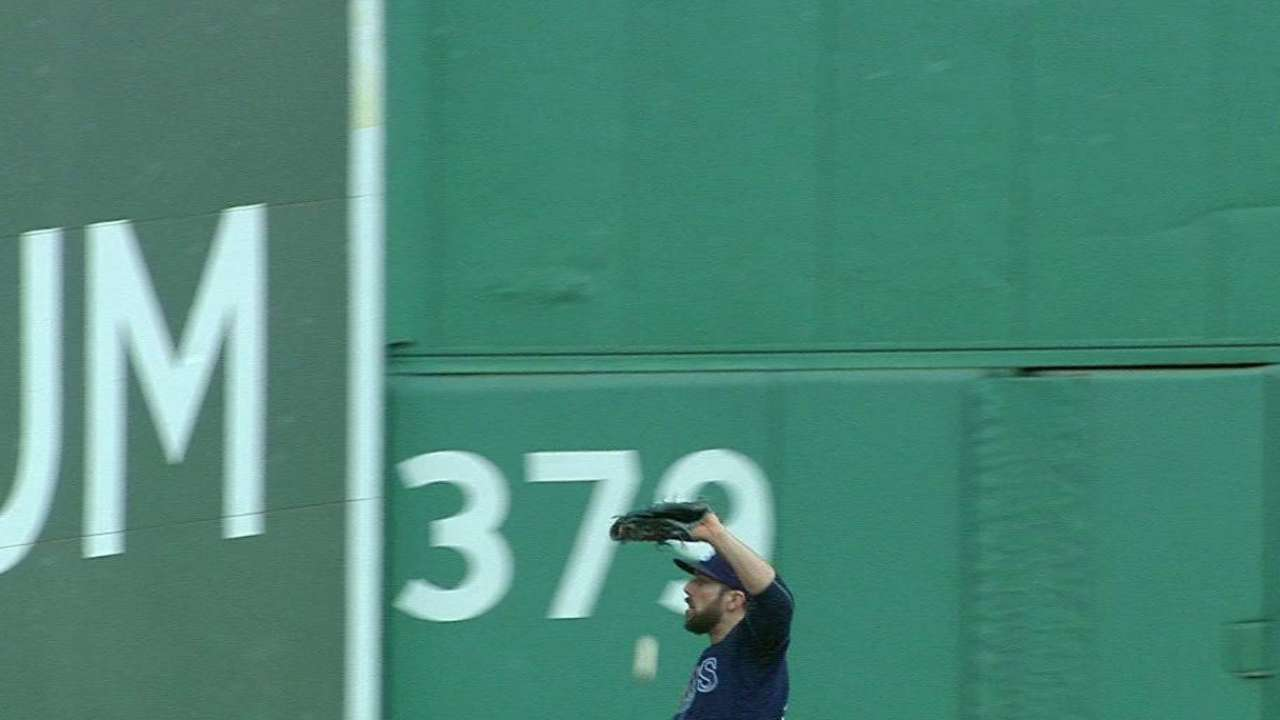 Betts reaches on error