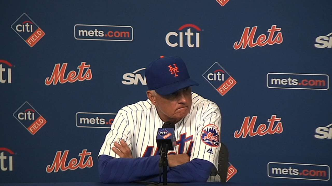 Collins on loss against the Nats