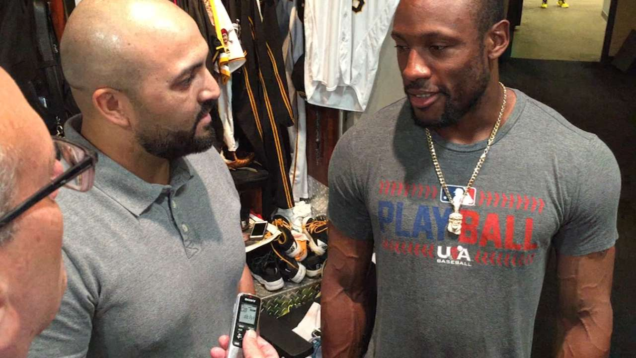 All-Starling: Marte rises quickly to big stage