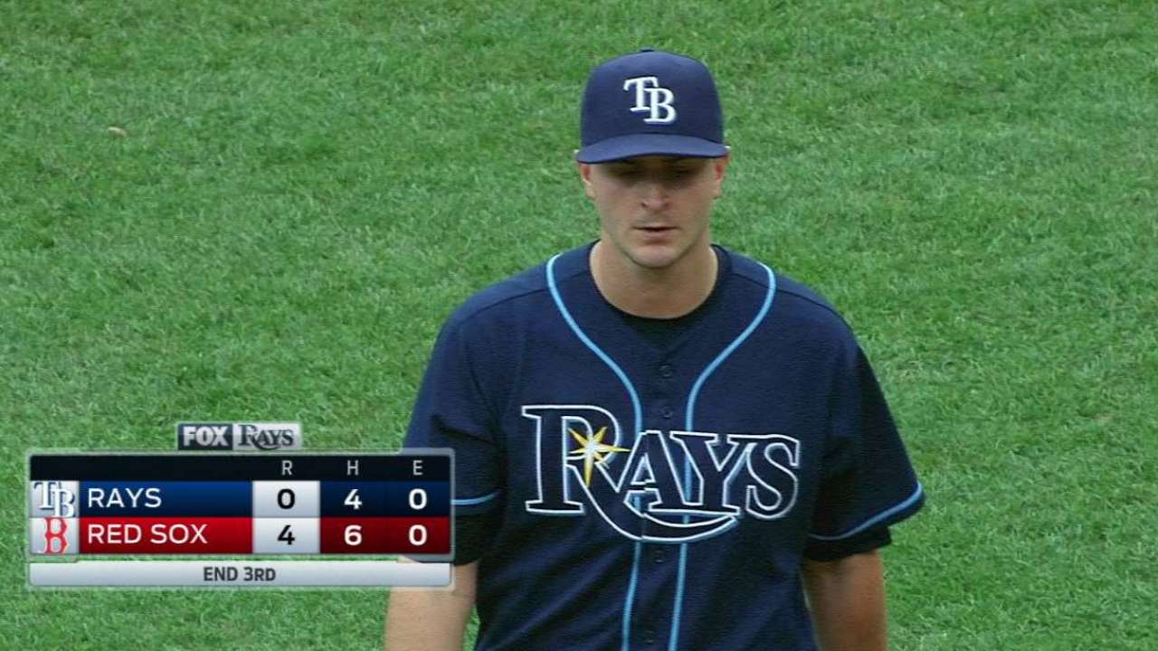 Scuffling Rays to use All-Star break to regroup