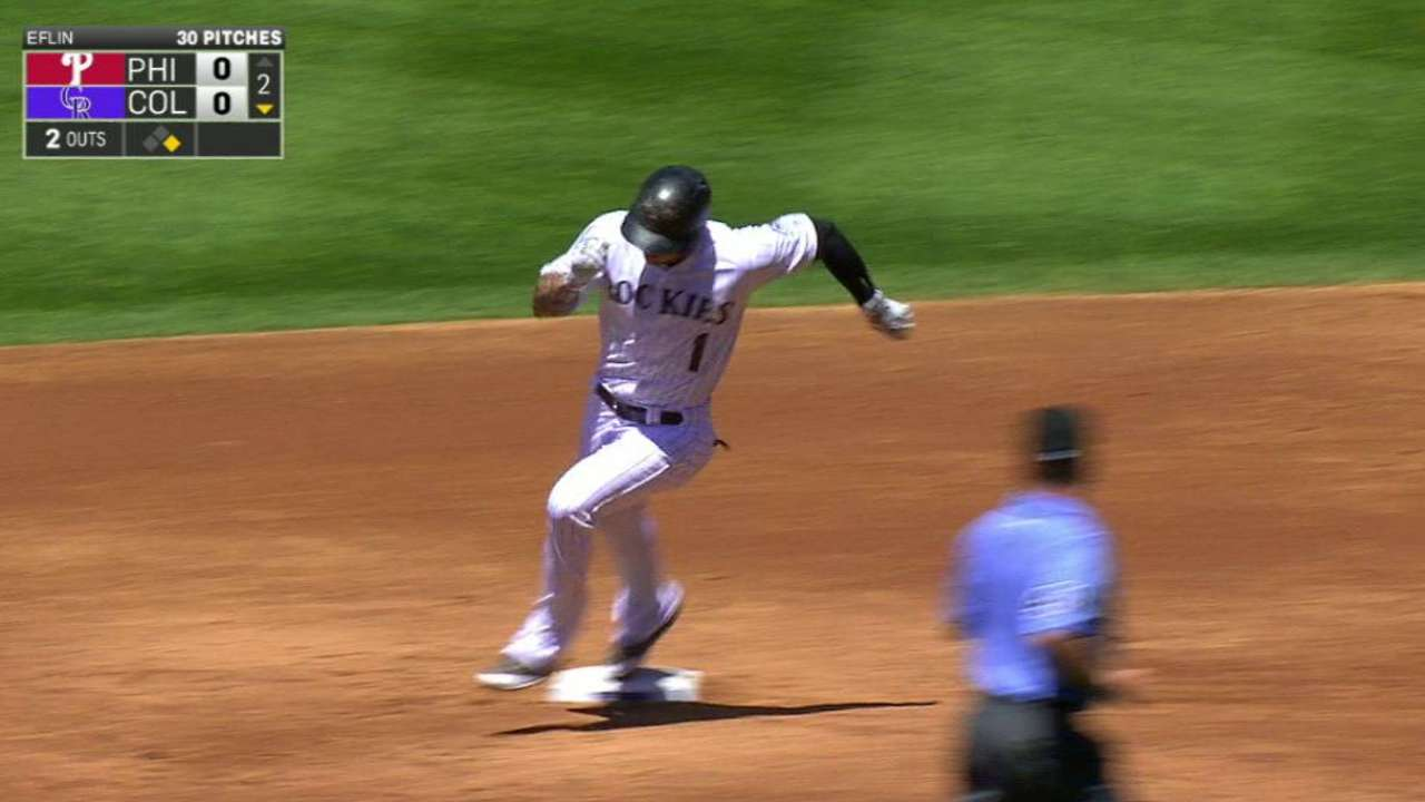 Rockies need to improve on road in 2nd half
