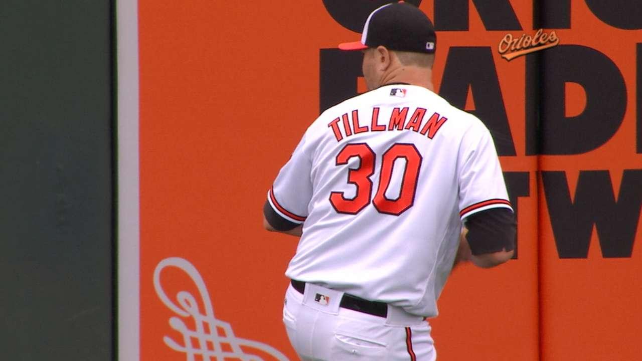 Tillman's excellent start