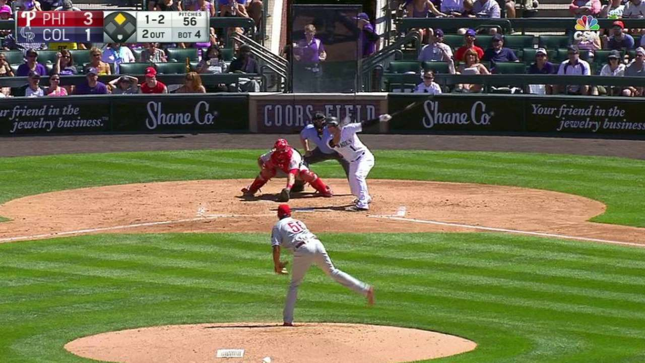 Eflin strikes out Barnes