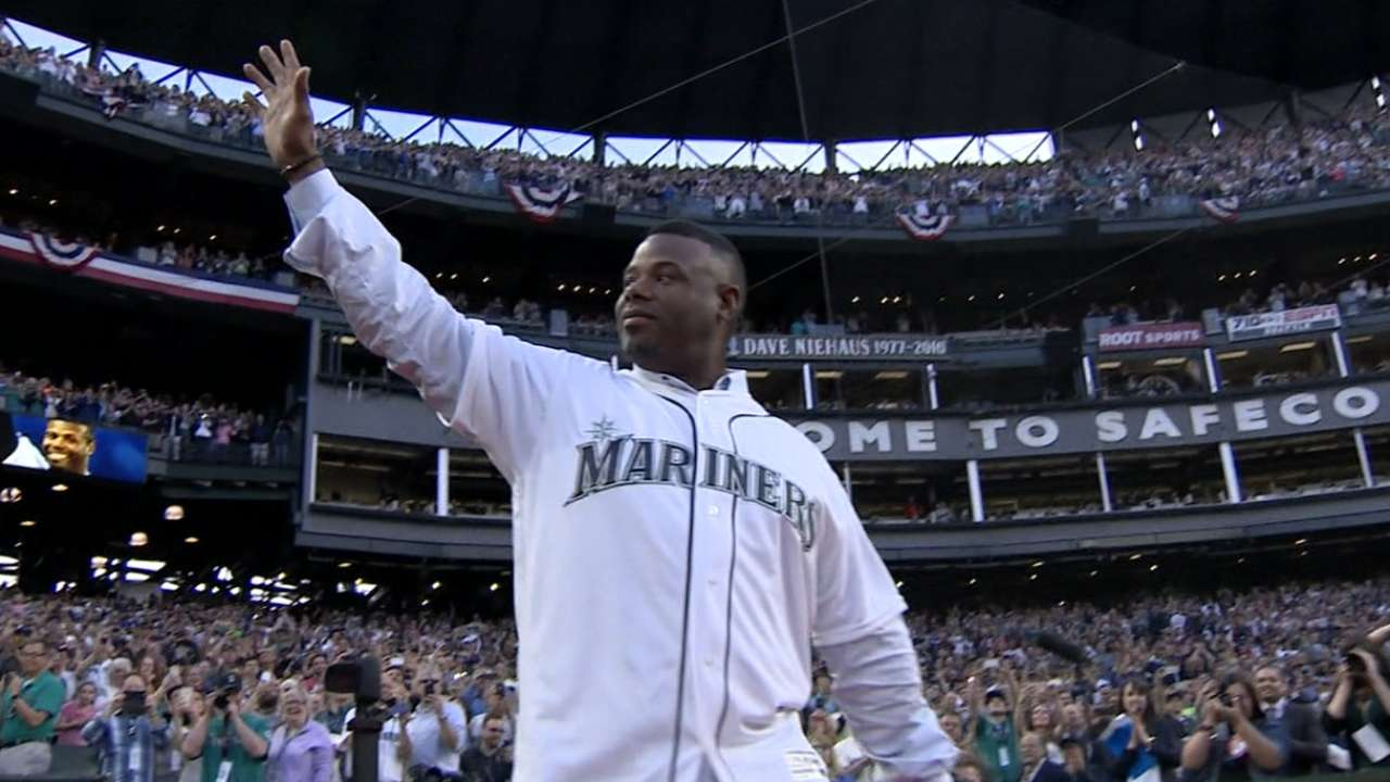 DYK: 10 Griffey facts you should know about