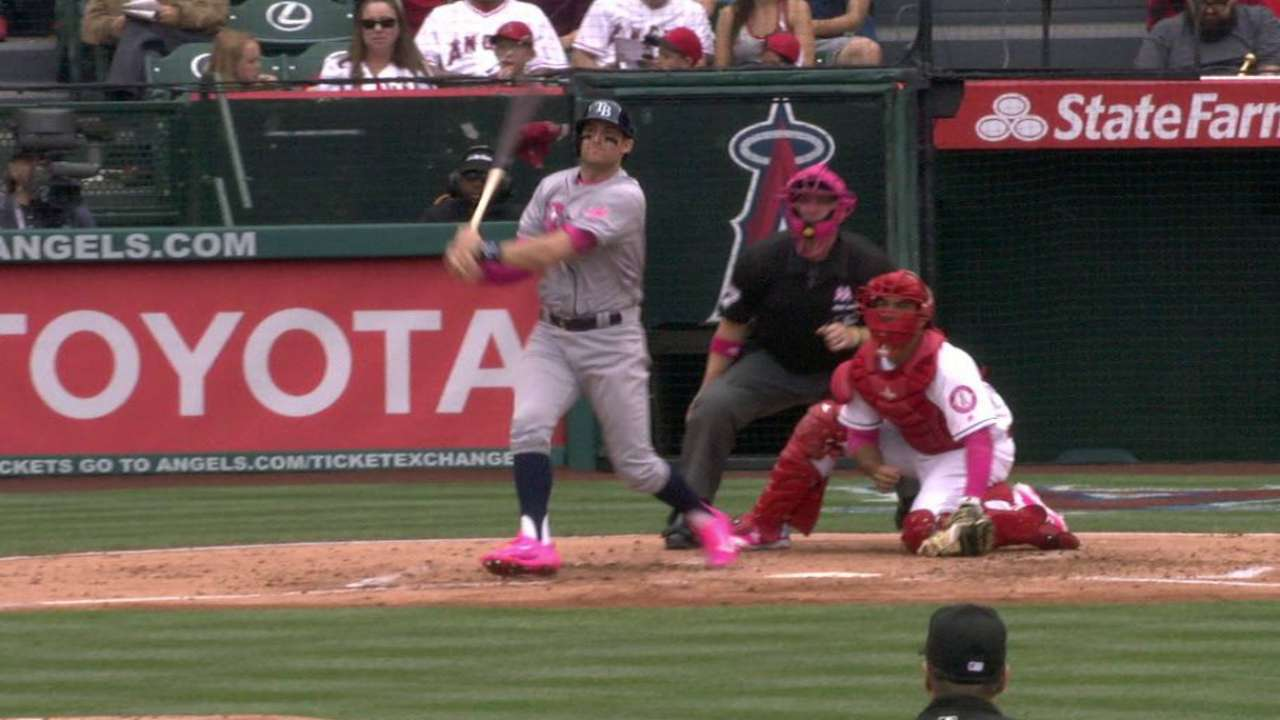 Rays blast past Halos for SoCal sweep
