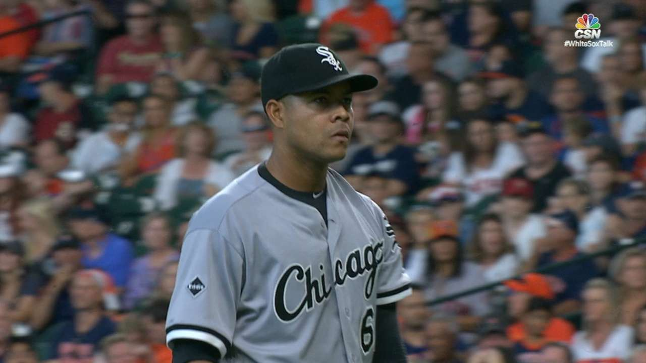 Quintana honored to take part in All-Star Game