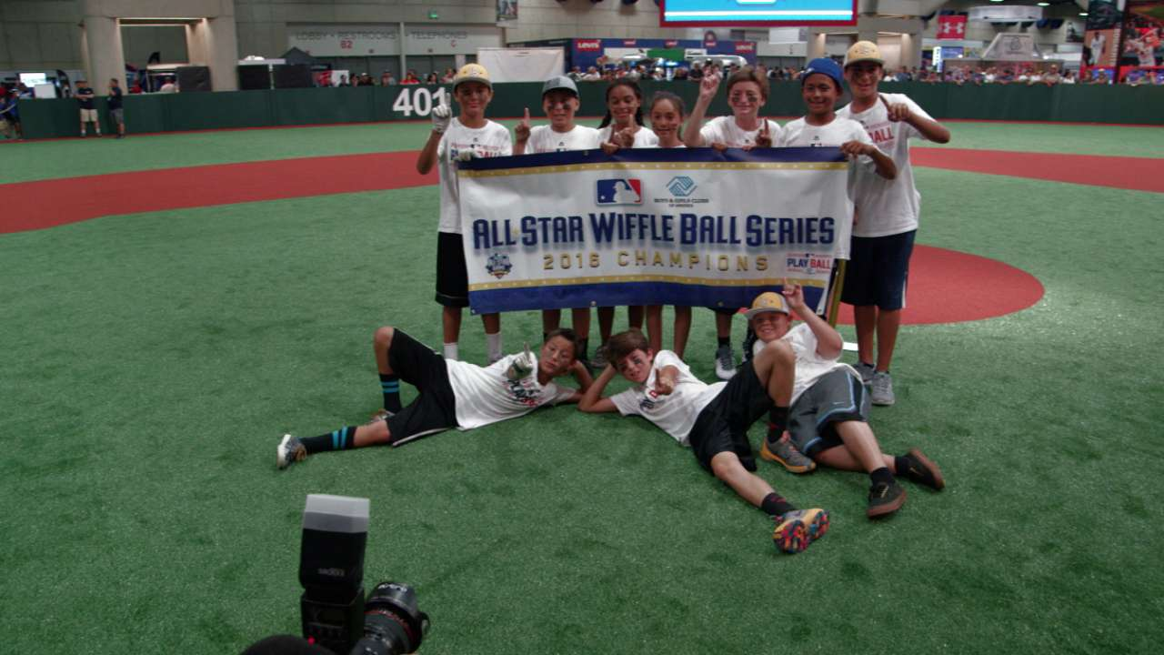 South County finishes on top at Wiffle Series