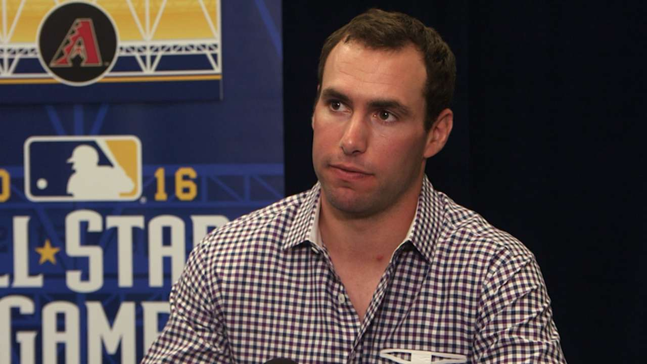 Goldy discusses All-Star Game