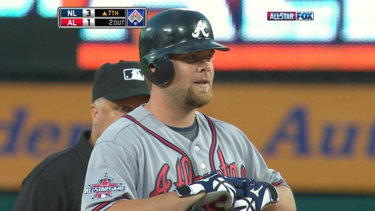 McCann's bases-clearing double