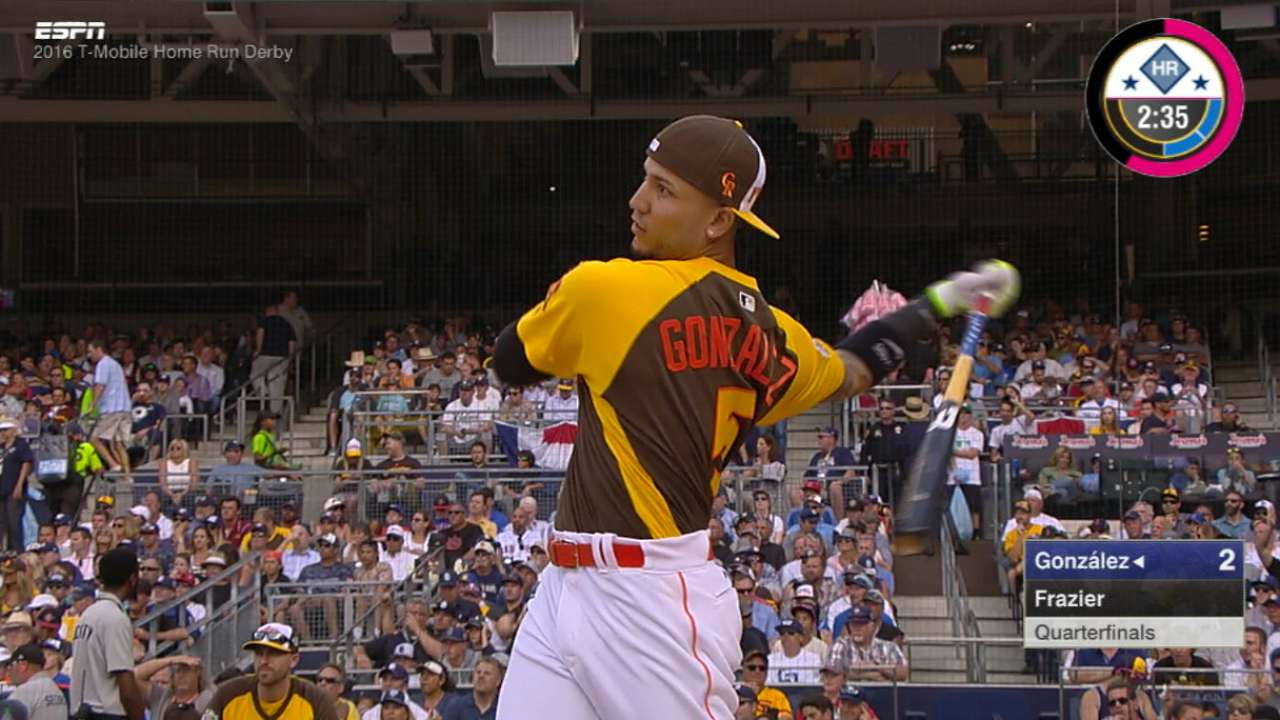CarGo's 12 home runs