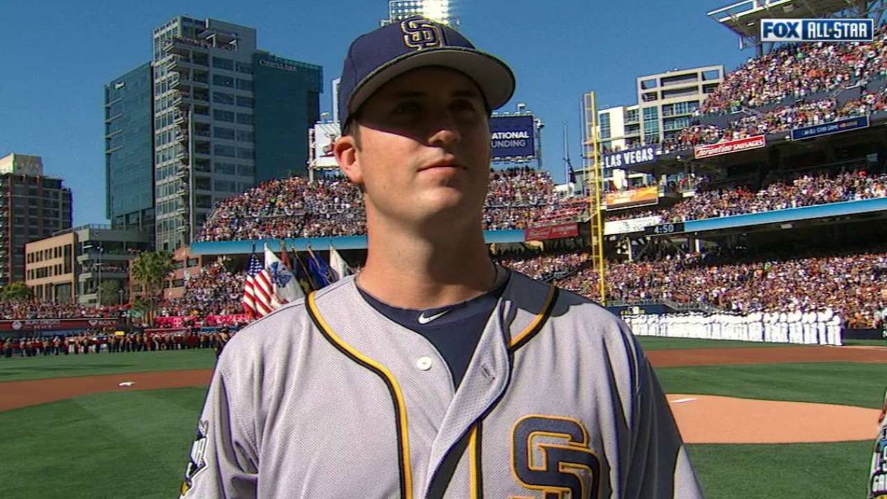NL reserves welcomed at Petco