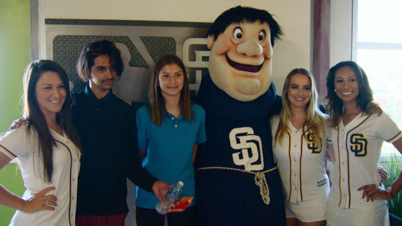 Baseball aids in education of homeless kids
