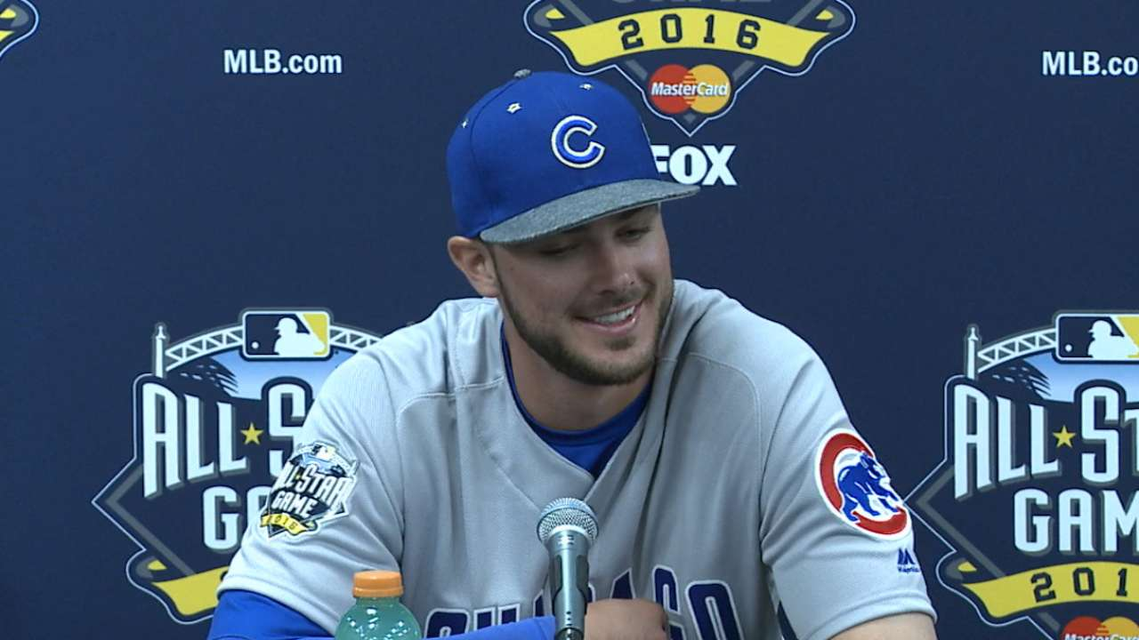 Bryant on 2016 All-Star Game