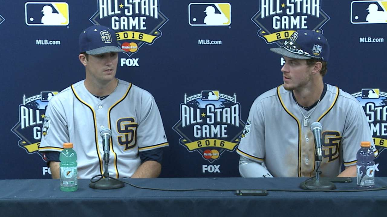 Myers, Pomeranz on 2016 ASG