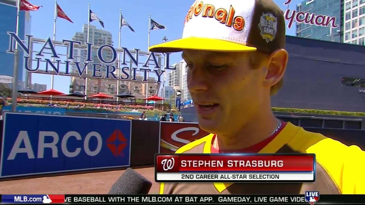 Strasburg seeks 13-0 on MLB.TV