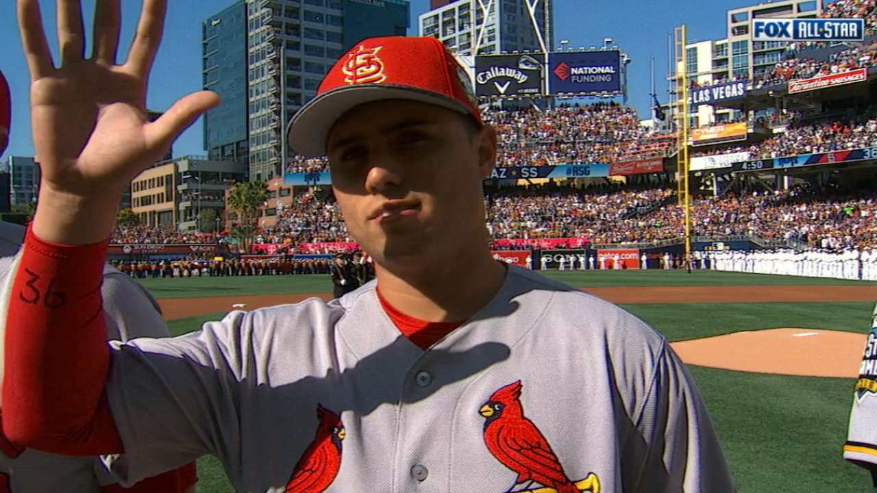 Cards introduced in San Diego