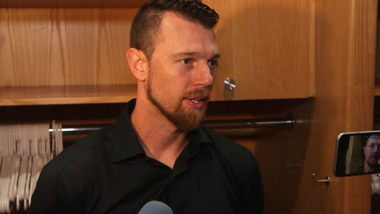 Maddon gives Zobrist his own All-Star break
