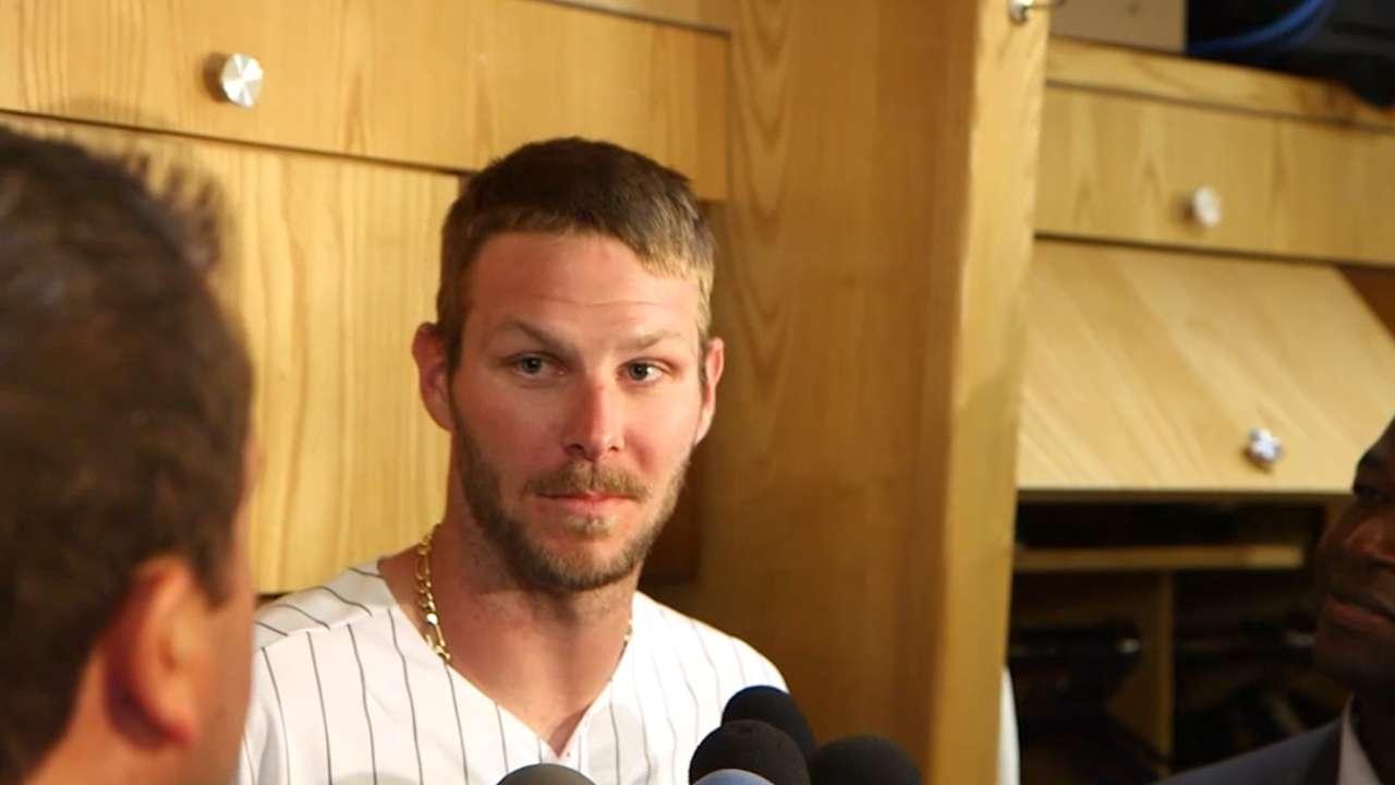 MLB Tonight: Chris Sale
