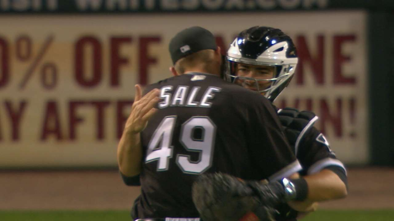 White Sox had eventful first half of season