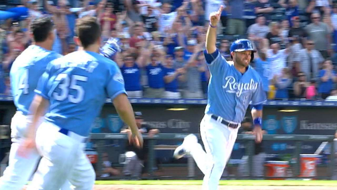 Royals hope to push past injury-riddled first half