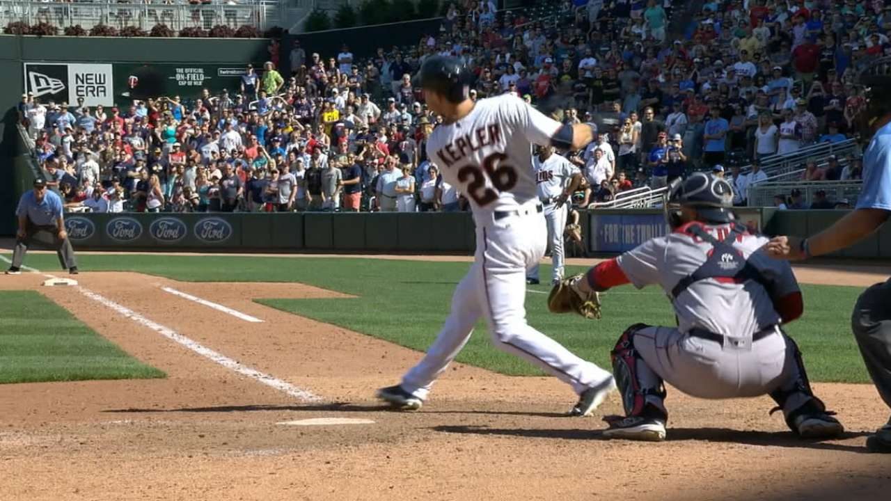 Twins look to take step in right direction in 2nd half