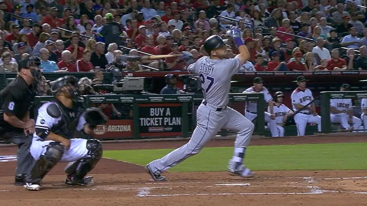 Bridich has faith in Rockies' ability to contend