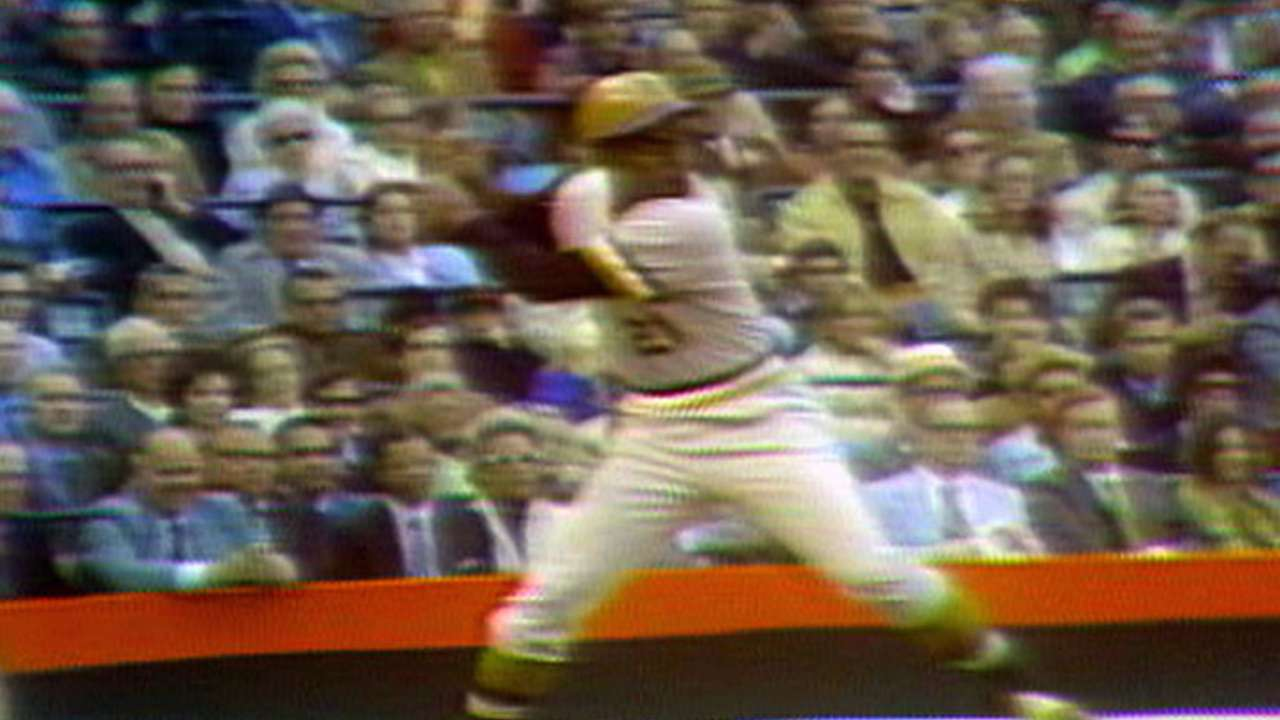 Clemente's Game 7 home run