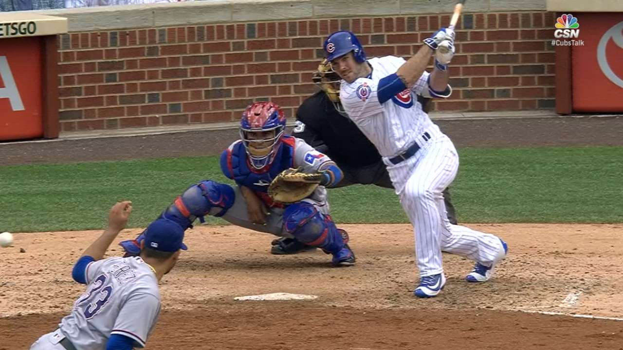 Stellar Hendricks, Cubs topple AL's top team