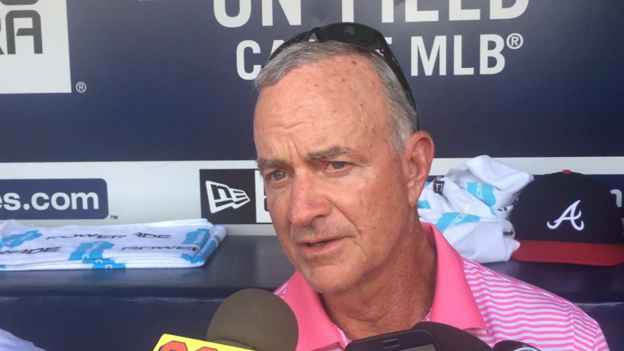 Olivera cleared to play with GCL Braves