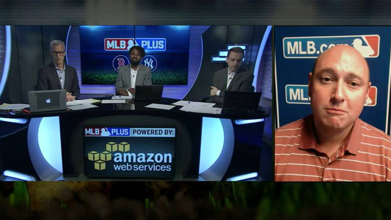 MLB Plus: Hoch on the Yankees
