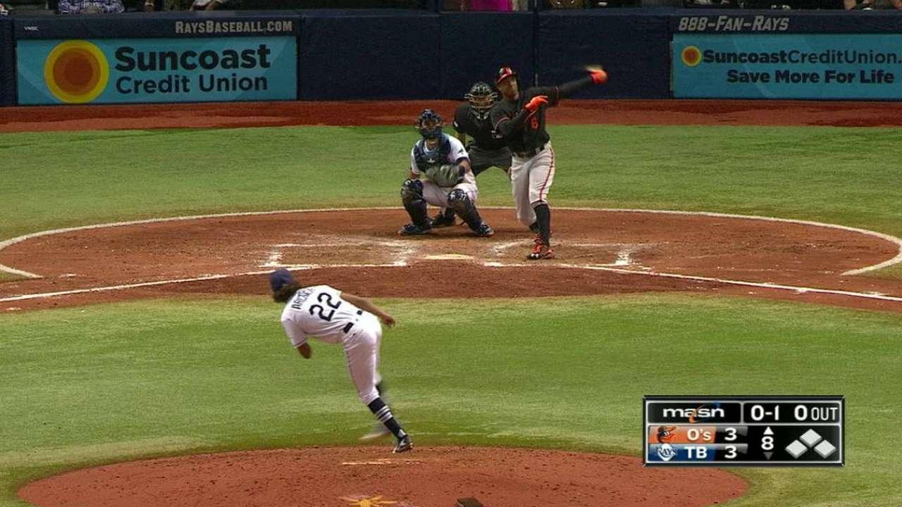 Schoop's go-ahead solo homer