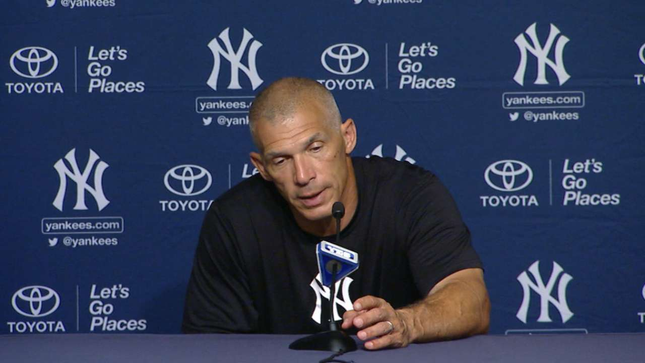 Yanks stumble to open crucial homestand