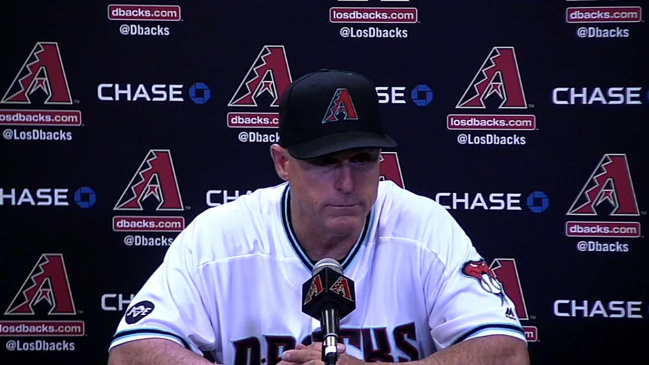 Hale on 13-7 loss to the Dodgers