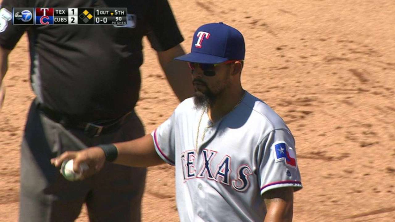 Hammel reaches on review