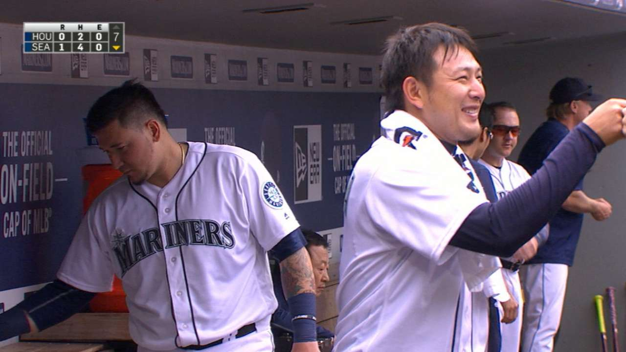 Iwakuma's dominant start