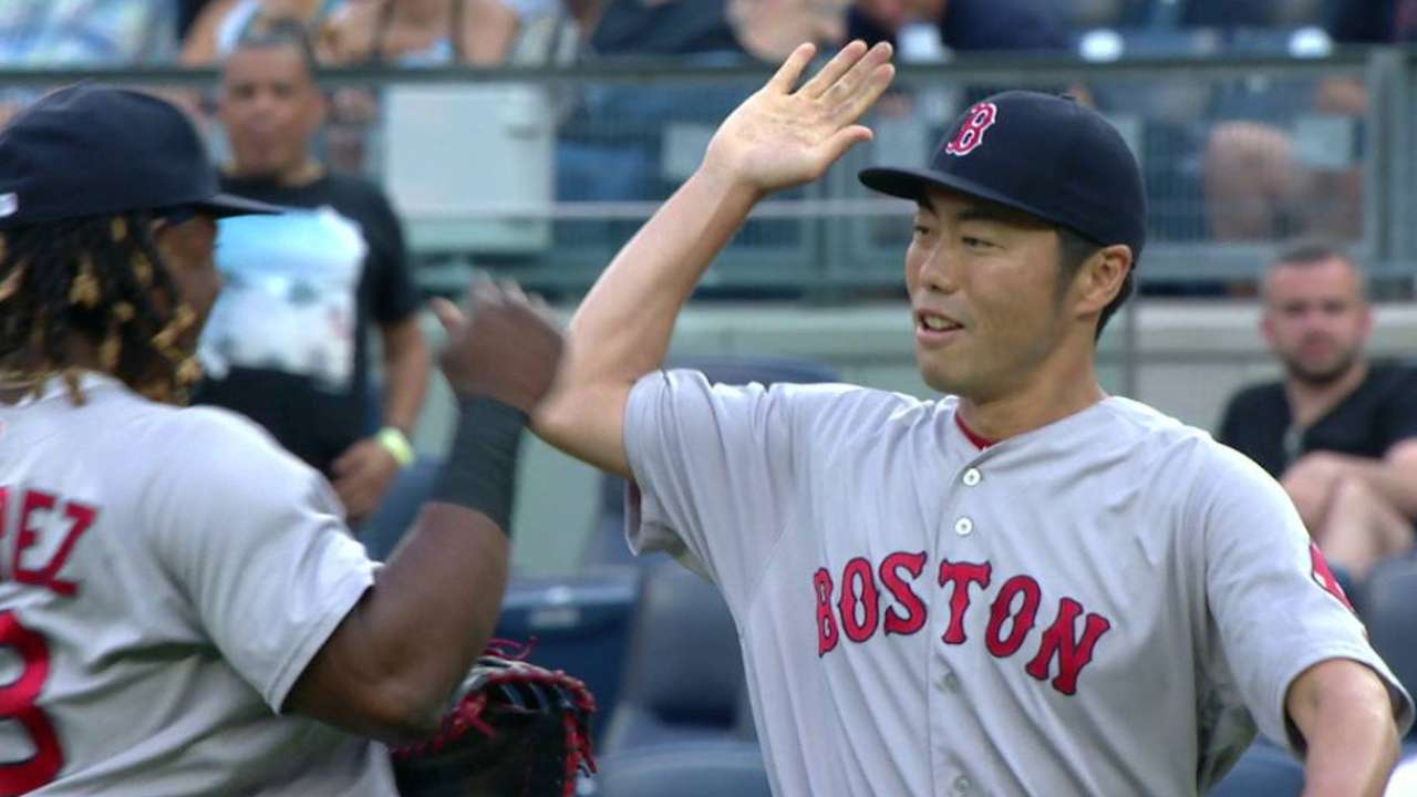 Uehara locks down the save