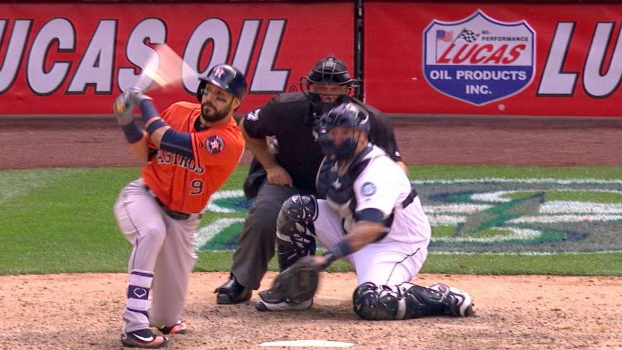 Gonzalez's double
