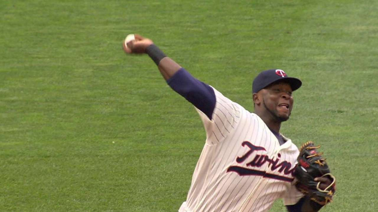 Twins confident in Sano despite shaky defense
