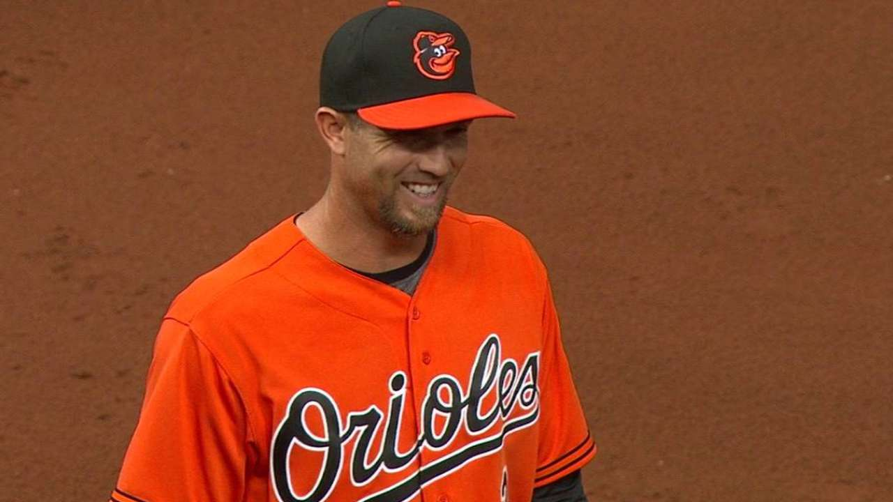 Orioles continue to surprise in AL East