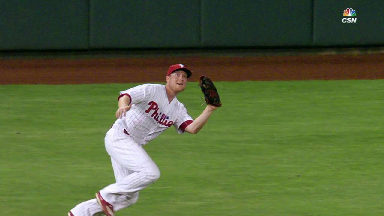 Asche's clutch grab ends the jam
