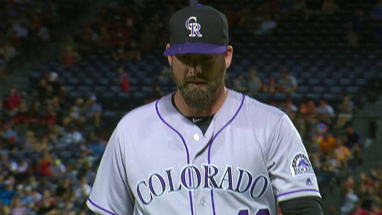 Logan hoping to stay with Rox after Deadline