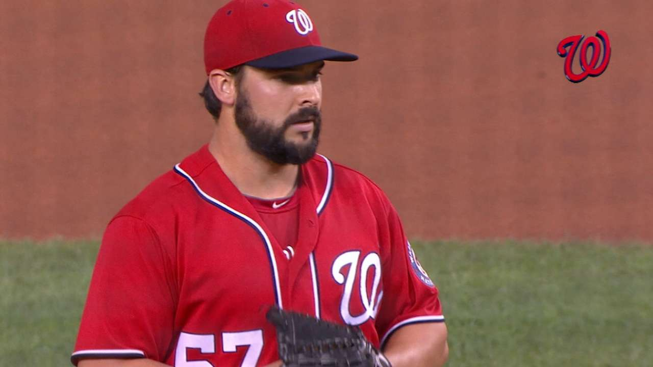 Roark underrated by many, not by Nats