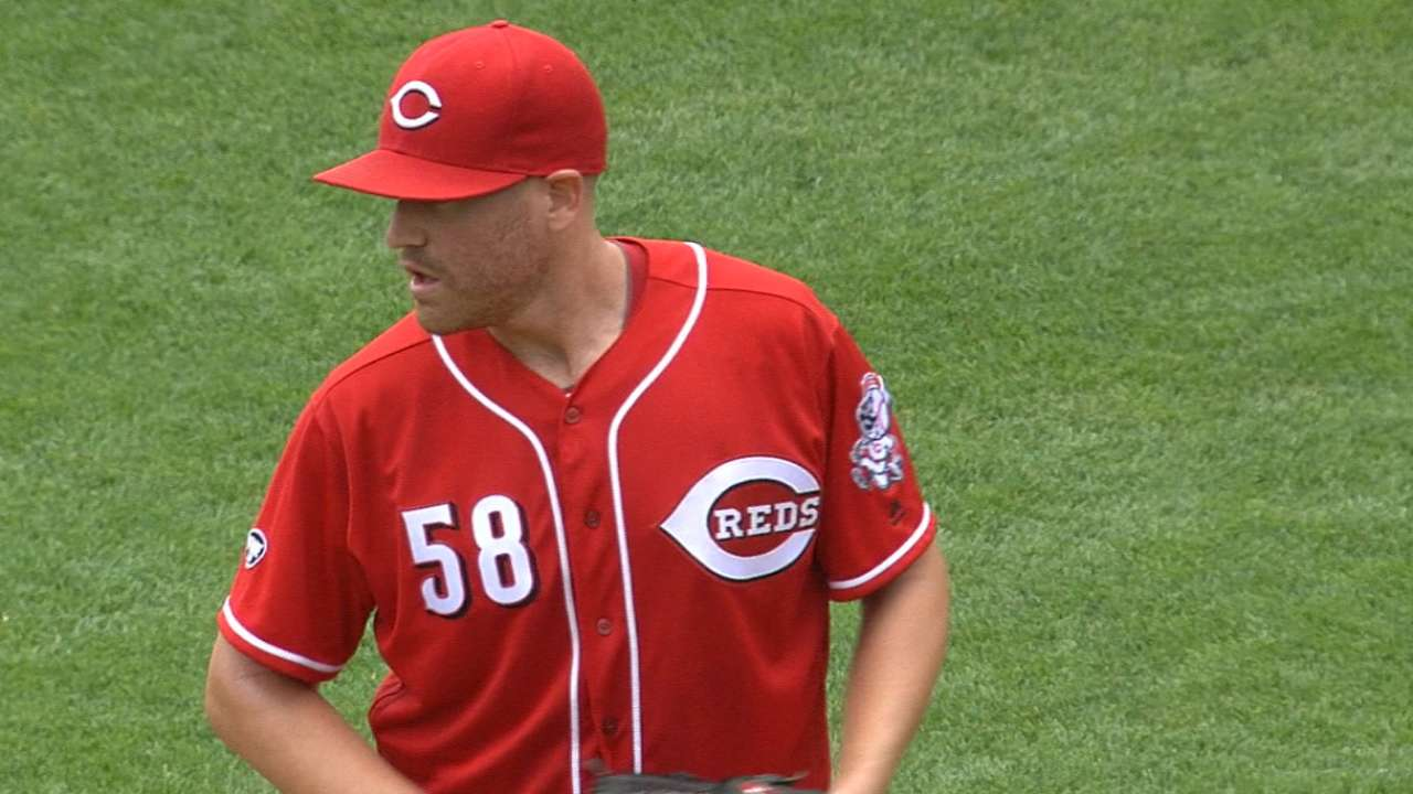 Straily tapped to open series vs. D-backs