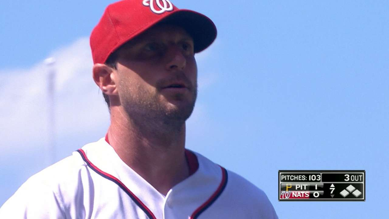 Scherzer's quality start