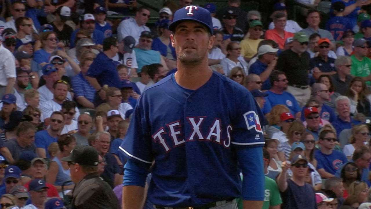 Texas putting title hopes on Darvish, Hamels